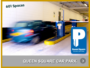 Queen Square Car Park Liverpool