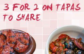 La tasca Restaurant Liverpool 3x2_TapasShare