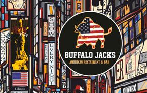 Buffalo Jacks Restaurant Liverpool Full Menu