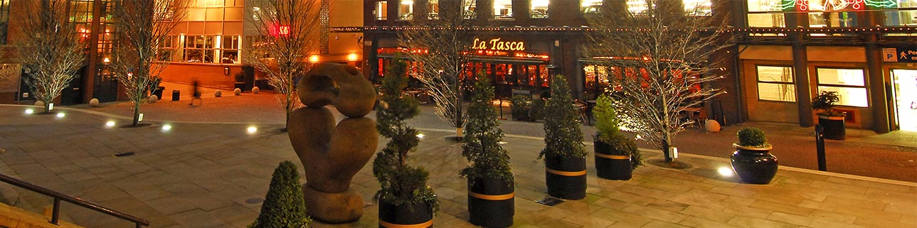 Restaurants Liverpool - La Tasca Queen Square