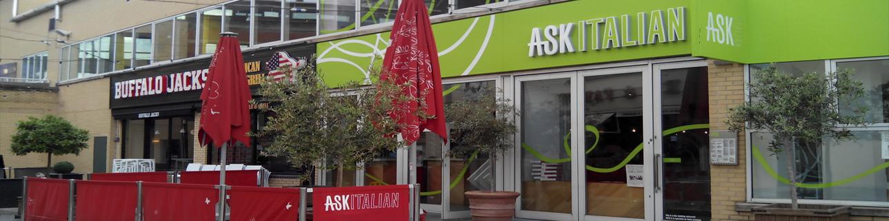 Liverpool Restaurant offers – ASK Italian Queen Square