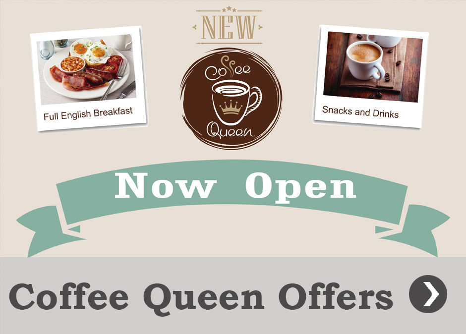 coffee queen offers