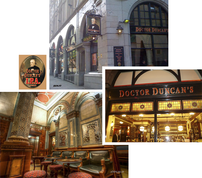 Pubs Liverpool - Doctor Duncan's Queen Square