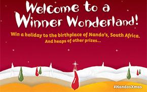 Nandos Restaurant Liverpool Wonderland