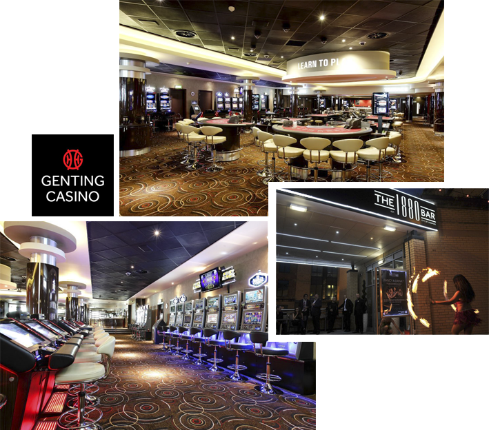 Casinos Liverpool - Genting Queen Square
