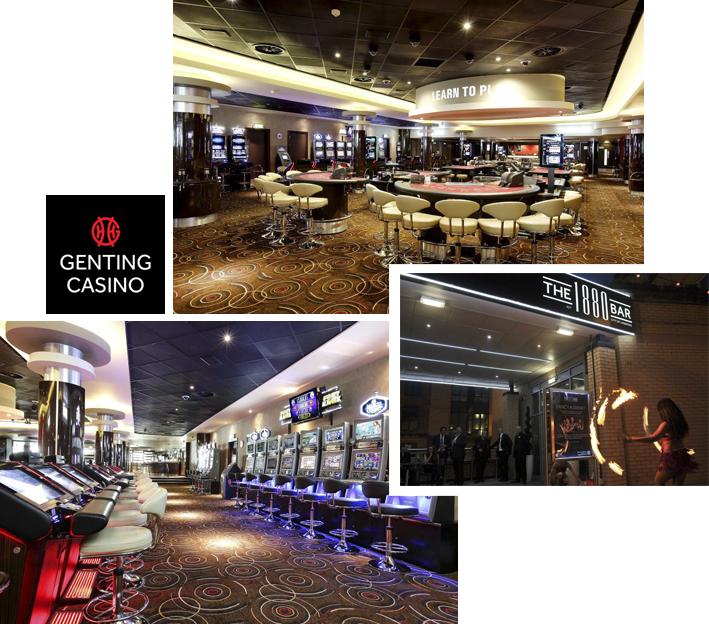 Leisure Queen Square Liverpool Genting Casinos