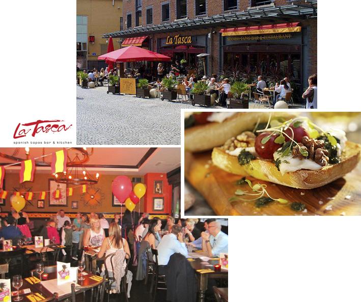 Restaurants Liverpool - La Tasca Queen Square