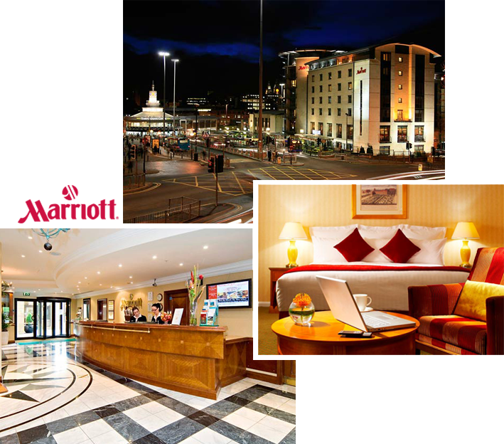Hotels Liverpool - Marriot Queen Square