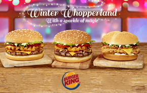 Burger King Liverpool menus
