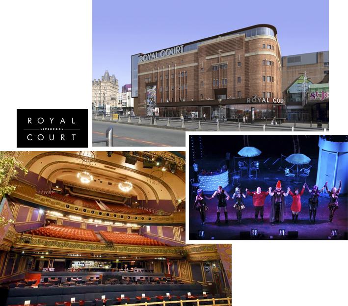 Theatres Liverpool - Royal Court Theatre