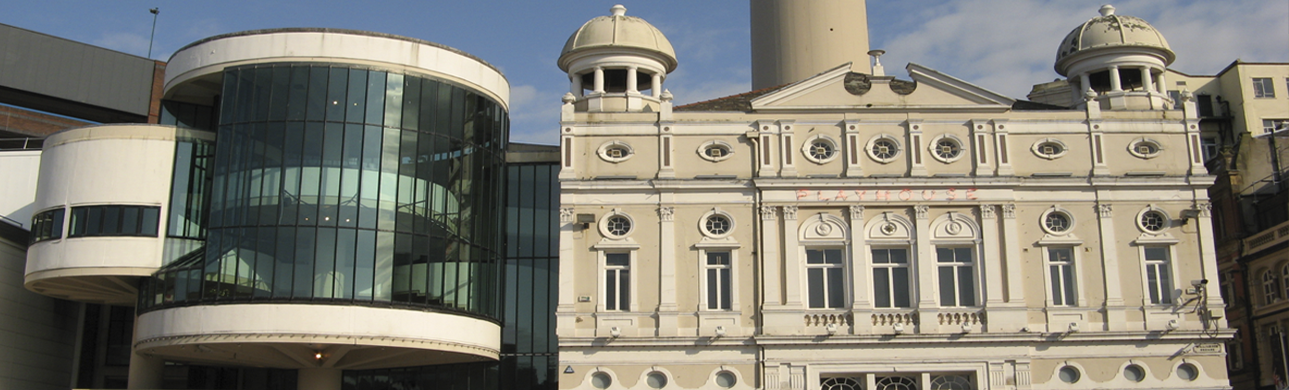 Theatres Liverpool - Playhouse